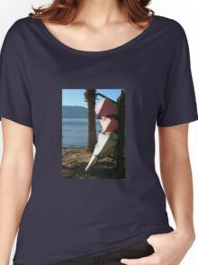 Colorful Kayaks  Women's Relaxed Fit T-Shirt
