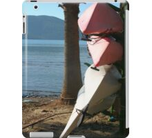 Colorful Kayaks  iPad Case/Skin