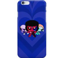 The Crystalpuff Girls iPhone Case/Skin