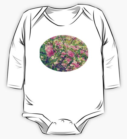 Spring Flowers One Piece - Long Sleeve