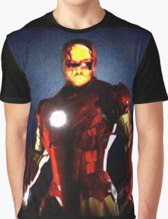* I N V i N C i B L E - T . V . * Graphic T-Shirt