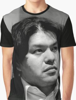 Kenji Eno Graphic T-Shirt