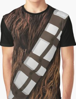 Star Wars - Chewbacca Fur Graphic T-Shirt