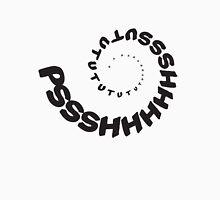 PSHHSUTUTU - Turbo Dose Boost Noise JDM Window Sticker / Tee - Black T-Shirt