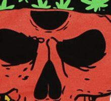 Flatbush Zombies Red Skull Tee Sticker