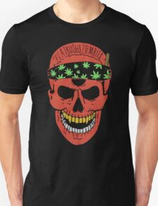 Flatbush Zombies Red Skull Tee Unisex T-Shirt