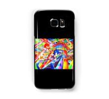 Sonic the Hedgehog in Joypolis Samsung Galaxy Case/Skin