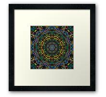 Plasmical 11 Framed Print
