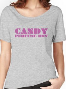 Candy Perfume Boy Women's Relaxed Fit T-Shirt