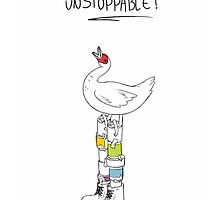 Unstoppable  by Aych