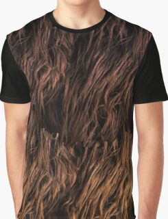 Star Wars - Wookie Fur  Graphic T-Shirt