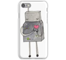 Love Bot iPhone Case/Skin
