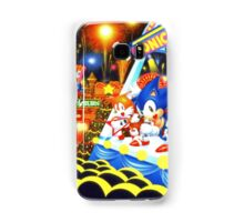 Sonic the Hedgehog live in concert! Samsung Galaxy Case/Skin