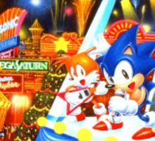 Sonic the Hedgehog live in concert! Sticker