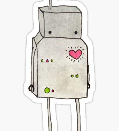 Do The Robot Sticker