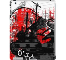 punk in the park 4 iPad Case/Skin
