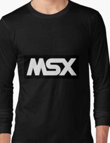 MSX Long Sleeve T-Shirt