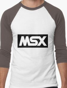 MSX Men's Baseball ¾ T-Shirt
