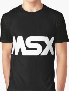 MSX Graphic T-Shirt