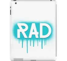 Rad Simple Graffiti Drip iPad Case/Skin