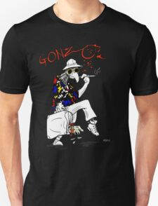 Gonzo- Fear and Loathing in Las Vegas parody T-Shirt