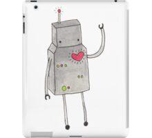Hello Robot iPad Case/Skin