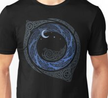 MOONLIGHT ROUNDELAY Unisex T-Shirt