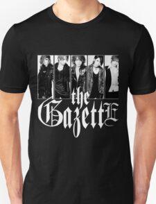 The Gazette Band Unisex T-Shirt