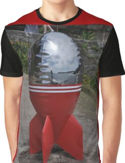 Blown Up,Sculptures By Sea,Australia 2015 Graphic T-Shirt