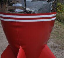 Blown Up,Sculptures By Sea,Australia 2015 Sticker