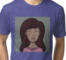 Raw Daria Tri-blend T-Shirt