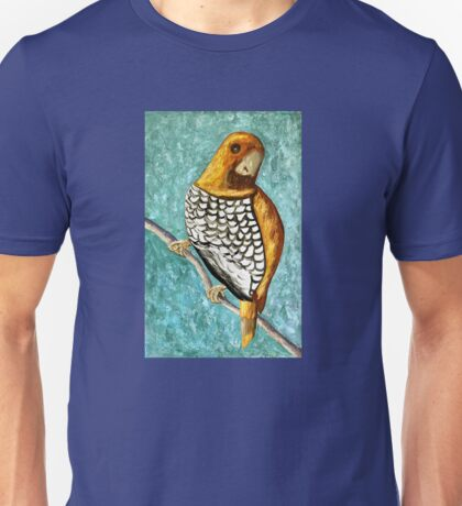Scaly Breasted Munia Unisex T-Shirt