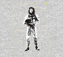Astronaut Che Guevara One Piece - Long Sleeve