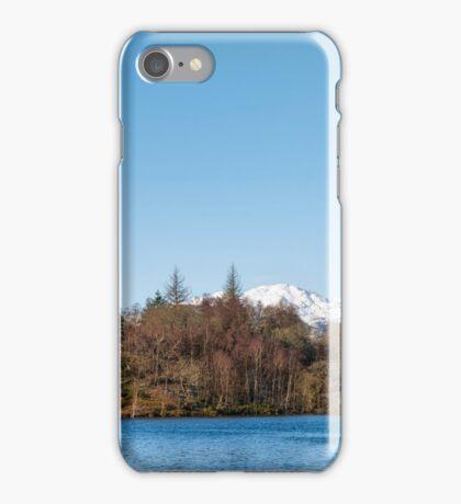 Loch Katrine in Central Scotland iPhone Case/Skin