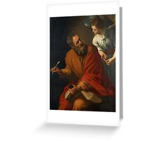 ST. MATTHEW Greeting Card