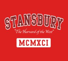 Stansbury College One Piece - Short Sleeve
