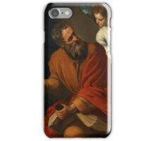 ST. MATTHEW. iPhone Case/Skin