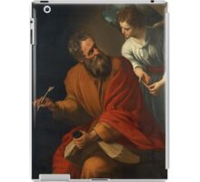ST. MATTHEW. iPad Case/Skin