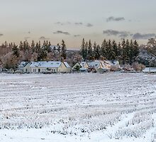 Winter Wonderland in Central Scotland by Jeremy Lavender Photography