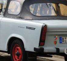 Trabant Sticker