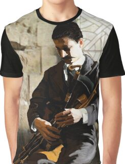 Eamon Ceannt 1881-1916 Graphic T-Shirt