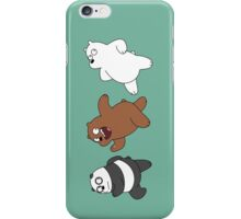 Bears Sneaking iPhone Case/Skin