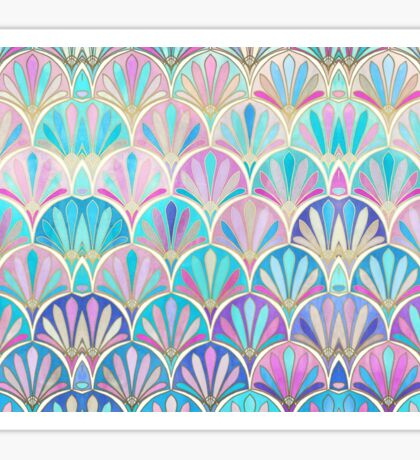 Glamorous Twenties Horizontal - custom request Sticker