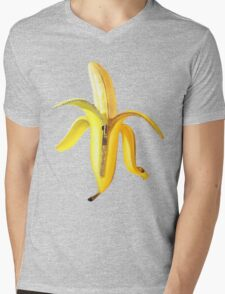Welcome to the Monkey House Mens V-Neck T-Shirt