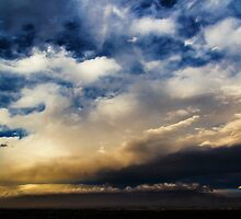 Burque Clouds by IOBurque