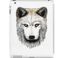 One Pack Wolf iPad Case/Skin
