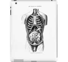 The Organs of Digestion. iPad Case/Skin