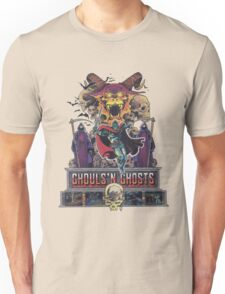 GHOULS'N GHOSTS Unisex T-Shirt