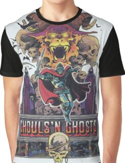 GHOULS'N GHOSTS Graphic T-Shirt