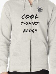 Duggee Cool T-shirt Badge T-Shirt